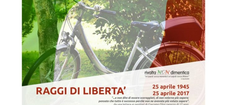 Biciclettata e pic-nic con Raggi di Libertà