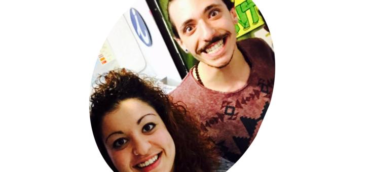 Rossella e Lorenzo in Servizio Civile Nazionale con il PGI