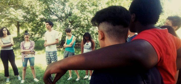 Incontro e connessione tra giovani del torinese