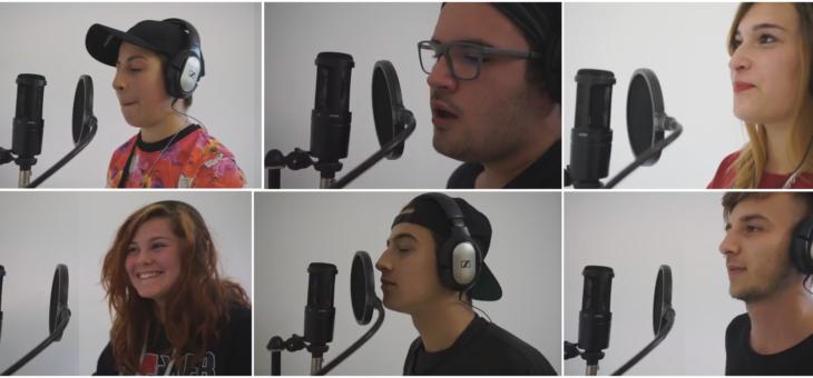 Laboratorio Rap – i giovani di Tetti Francesi, di Rivalta e dello SPRAR vanno in radio e sui giornali